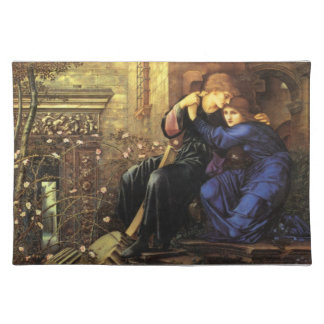Love Among the Ruins Fine Art Placemats