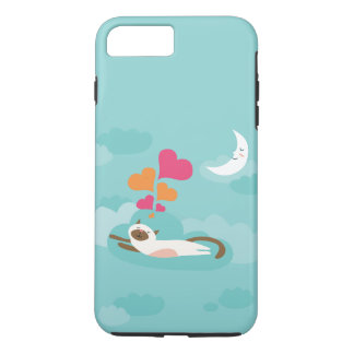 Love and Cats iPhone 7 Case