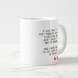 Love and Demons Large Coffee Mug
