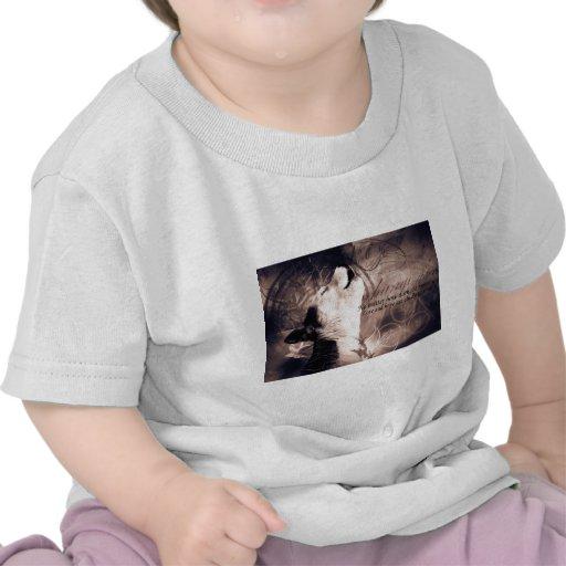 love and Hope Siberian husky Shirts