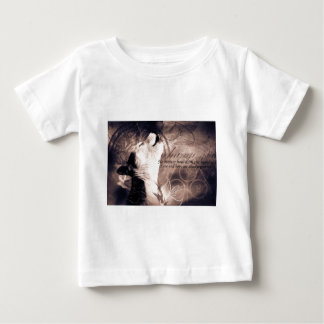 love and Hope Siberian husky Tee Shirts