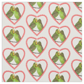 Love and Kisses Fabric (choose colour)