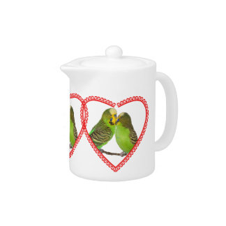 Love and Kisses Teapot