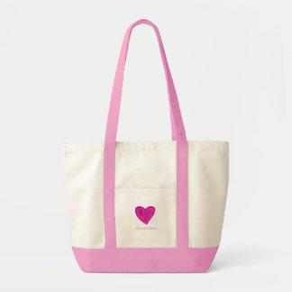 Love and Lipstick Bag