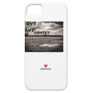 love and lonely merch iPhone 5 case