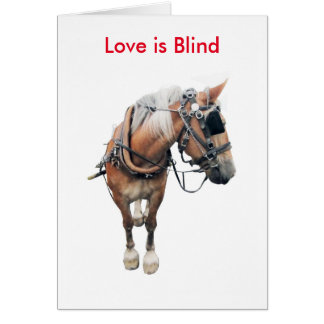 Love and Marriage Greeting Card