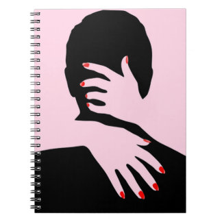 LOVE AND ROMANCE NOTEBOOK