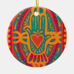 Love and Wealth to You Christmas Tree Ornaments