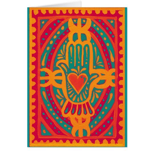 Love and Wealth to You Greeting Card