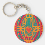 Love and Wealth to You Key Chains