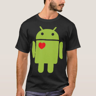 Love Android T-Shirt