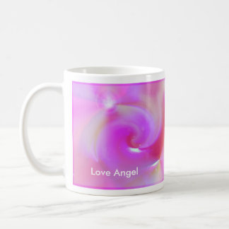 Love Angel Basic White Mug