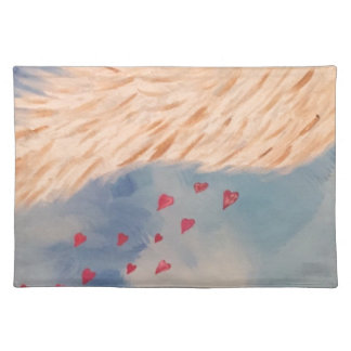 Love Angel Placemat