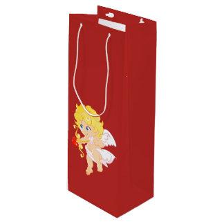 Love Angel Wine Gift Bag
