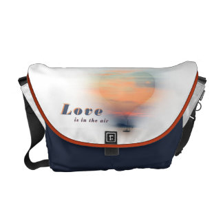 love are in the air sun perdition commuter bag
