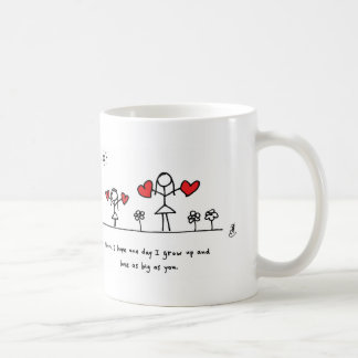 Love as Big Mug by Hearts and All