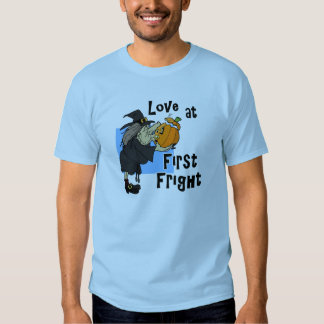Love at 1st Fright Witch T-shirt