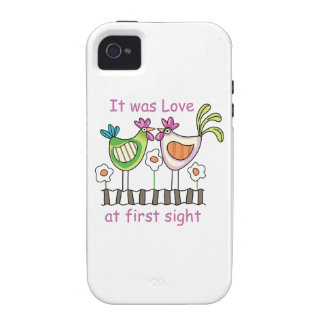 Love At First Sight Case For The iPhone 4