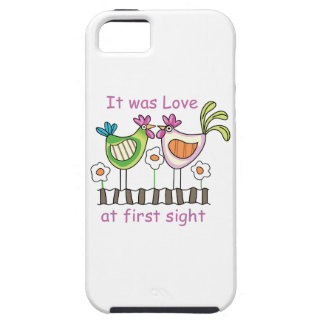 Love At First Sight iPhone 5 Cover