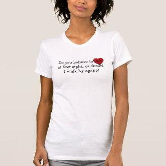 Love at first sight shirts