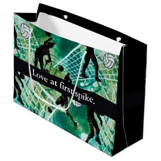 Love at First Spike Large Gift Bag
