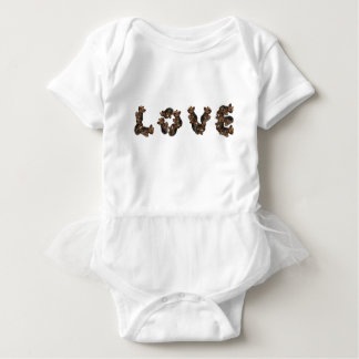 Love Baby Bodysuit