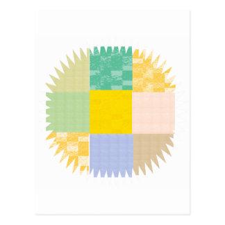 Love BABYsoft Color Spectrum : Add Text or Image Postcard