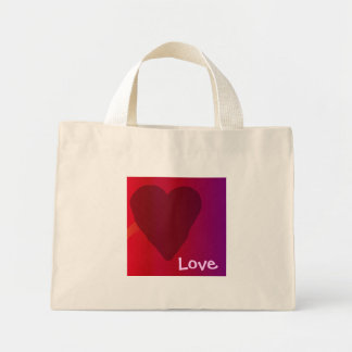 Love Bag with Heart