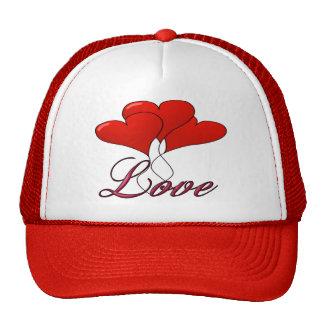 Love Balloon Float Hat