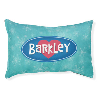 Love Barkley Personalized Pet Bed