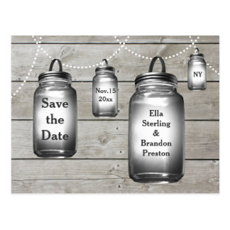 Love Barn Weddings Save the Date Post Cards