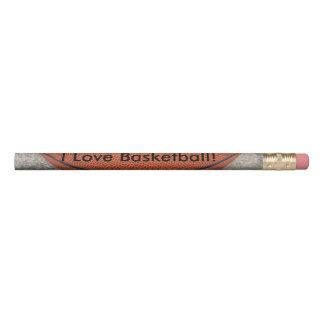 Love Basketball Pencils