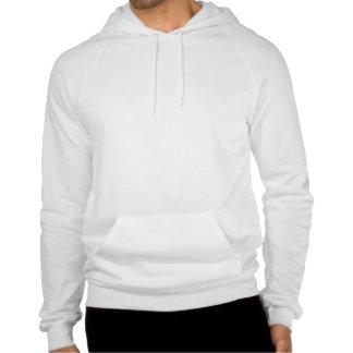 Love BATON ROUGE  Louisiana Hooded Sweatshirt