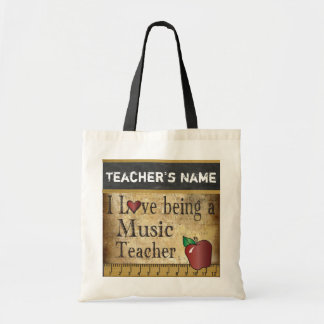 Love Being a Music Teacher | Vintage Style