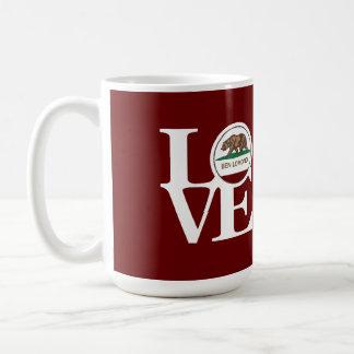 LOVE Ben Lomond 15oz Basic White Mug