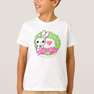 Love Bergamot Bunny Kid's Shirt - Violet LeBeaux