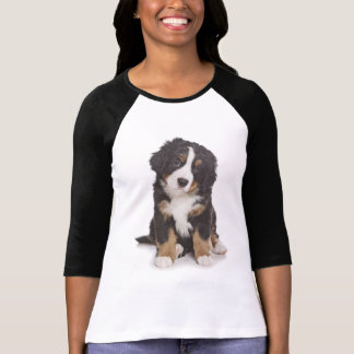 Love Bernese Mountain Dog Puppy Tee shirt