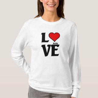 Love betty T-Shirt