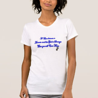 Love between my Airman and I- Air force g/f T-shirts