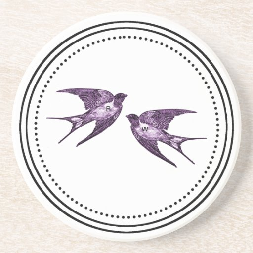 Love bird Dining Coaster