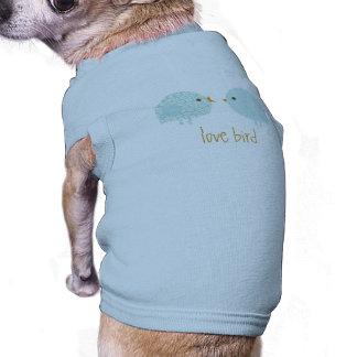 Love Bird Pet T Shirt