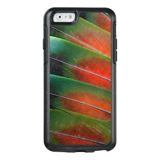 Love bird feather close-up OtterBox iPhone 6/6s case