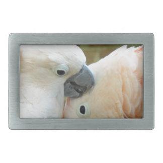 Love Birds Belt Buckles