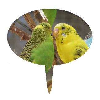 Love Birds Cake Pick