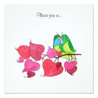 Love Birds Card