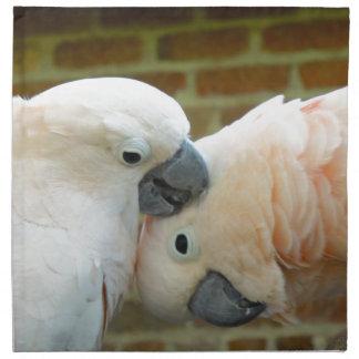 Love Birds Cloth Napkin