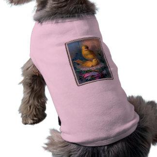 Love Birds Dog Shirt