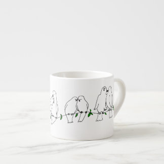 Love Birds Espresso Cup