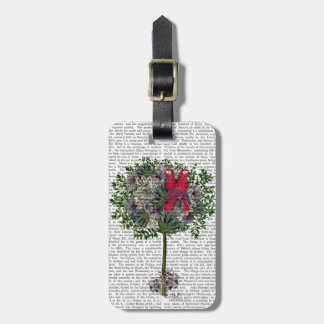 Love Birds in a Tree Luggage Tag