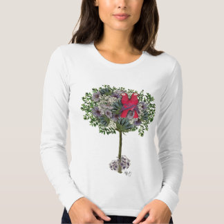 Love Birds in a Tree T Shirts
